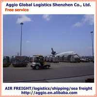 aggio 20ft 40ft container ship from shanghai to los angeles usa