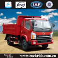 Brand new diesel small tipper truck 6 wheel tipper truck for sale in uganda