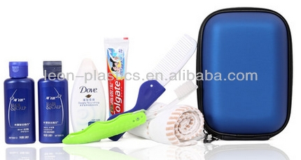eva travel kit bag with different style