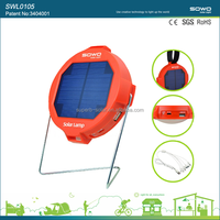 New design solar led lantern light with mobile phone charger lighting for over 12 hours