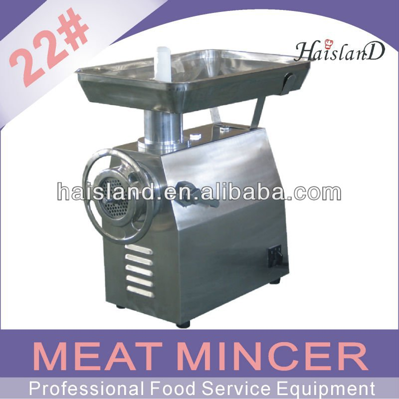 heavy duty meat mincer 32,all stainless steel