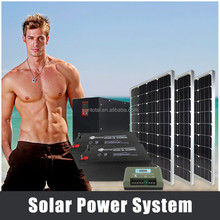 Wholesale Batteries Panel Charger Outdoor Wireless Solar Energy System