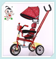2016 new model children bike with three wheels for good price