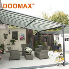Beautiful Design Commercial Conservatory Metal Roof Awning