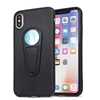 Fashion Phone Accessories Hybrid Cell Phone Cover Dermatoglyph Onboard Bracket TPU Phone Case For iphone X