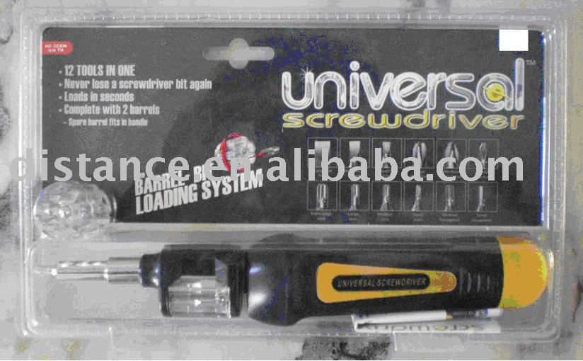 12 in 1 Universal screwdriver