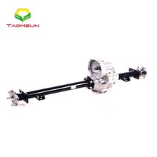 Factory Direct Price Chain Drive Rear Axle