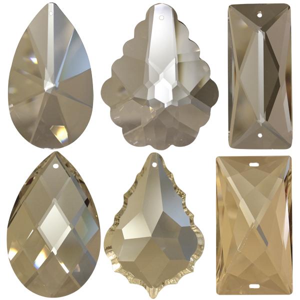 Accessori per lampadari e ganci per lampadario di for Accessori lampadari cristallo