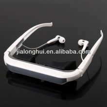 New arrival ! 84inch 3d Video Glasses for iPhone/iPad/iPod ,80 inch virtual display video glasses