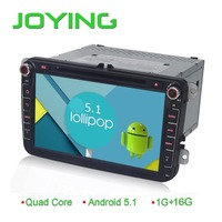 2 Din android lollipop 8 Inch Special CAR radio GPS For VW Passat B6 B7 CC, Glof, Jetta with Car
