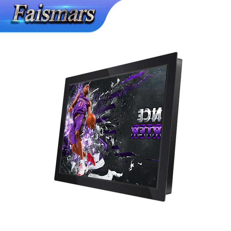 15 inch Rack Mount lcd <strong>monitor</strong> with 1024x768 lcd screen with VGA/AV/TV/HD/USB