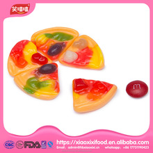 small MOQ pizza gummy candy gummy candy of body parts