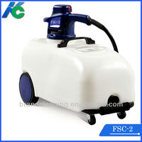 Multifunctional steam carpet cleaner