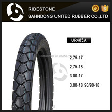 2.75-17 2.75-18 3.00-17 3.00-18 High quality racing street motorcycle tire and tube