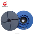 Four Slots Diamond Resin Chamfering Wheels with Snail Lock