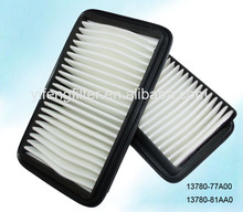 Air Filter 13780-77A00/ 13780-81AA0 for Suzuki Carry, Jimny