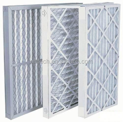 pre filter panel filter type filter unit