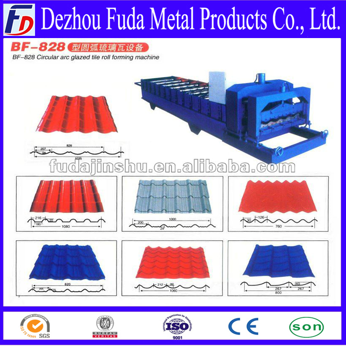color coated corrugated metal roofing sheet hot exporting