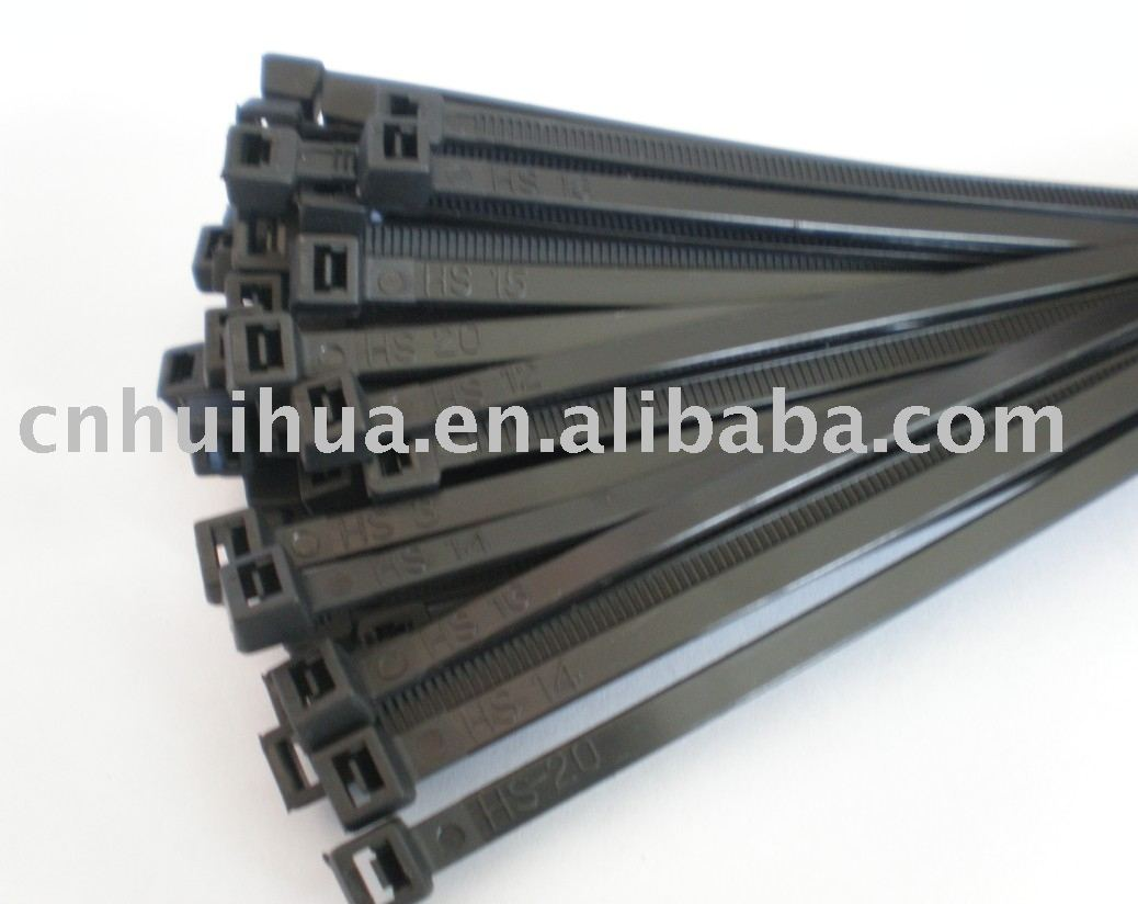 Heavy Duty 120lb Cable Ties ( nylon cable ties, plastic able ties, Black cable ties)