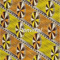 Item No.043267 Custom popular super wax printed fabric
