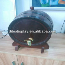 3L/5L wooden wine beer barrel manufacturer
