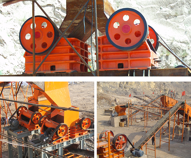 New AC Motor Coal Mining Jaws Crushers for Sale in Tanzania