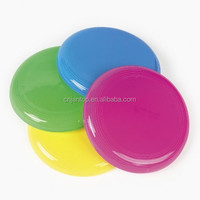 8 inch Plastic Dog Flying Toys Frisbee