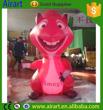 Party decor giant inflatable squirrel for advertising
