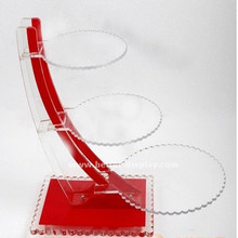 wholesale acrylic dessert display stands