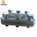 stainless steel 316 investment sand lost wax casting parts with machining