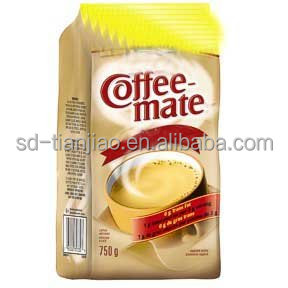 Non dairy creamer used as coffee mate