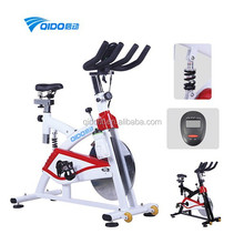 QD-504 Body Bike Fit Exercise Spinning Bike, Commercial Exercise Gym Spin Bike