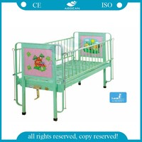 AG-CB002 snooby cartoon used hospital beds for sale for children