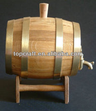oak barrel 200 300 500 liters