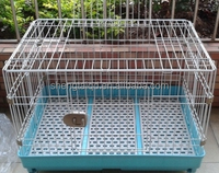 cheap rabbit farming cage ,commercial rabbit cage in farm