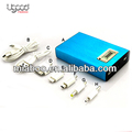 4 connectors hot selling new 16000mAh power bank with CE,FCC,ROHS,Accept Paypal,TT,WU Payment