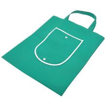 Plastic Folding Shopping Bag With Wheels For Supermarket