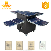 3000W 20WP movable Solar generator/portable Solar power system/ household Solar energy system