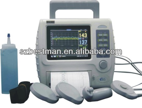 obstetric monitor for baby and pregnant