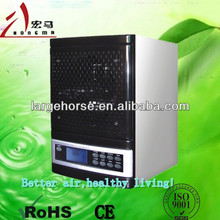 electric essential oil air purifier with air ionizer and uv lamp