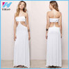 New Design Women Sexy Long New Design Women Halter Neck Online White Casual Maxi Dresses
