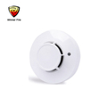 2/4Wired photoelectronic smoke detector for fire alarm control system