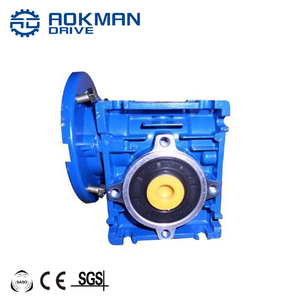 RV030 China 1:30 Ratio Small Worm Gearbox Gear Reducer