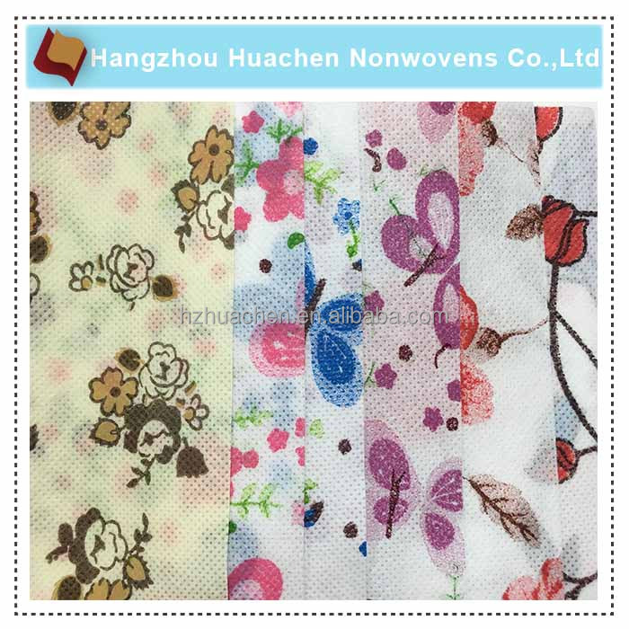 China Supplier Fashion Printed Agriculture Nonwoven Fabric Tree Cover