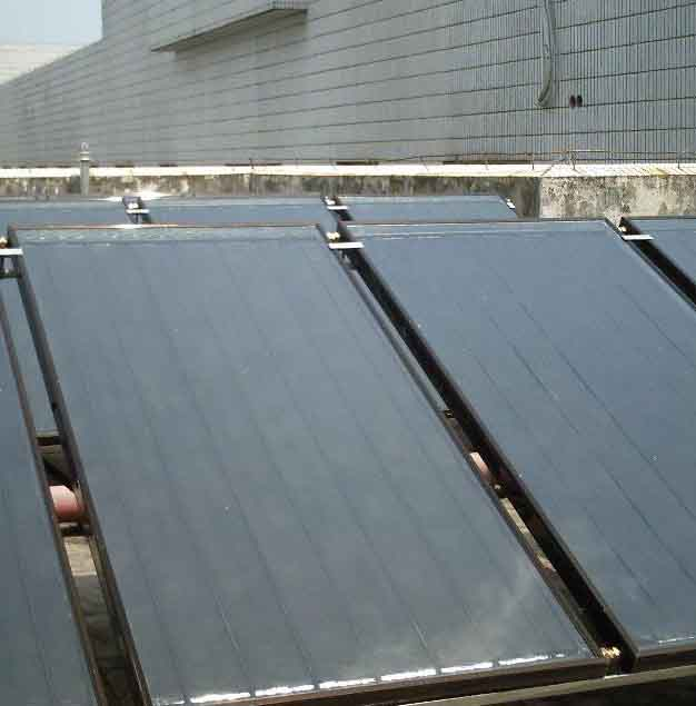 flat plate evacuated tube solar collector china