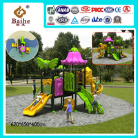 2016 Plastic Playground Equipment