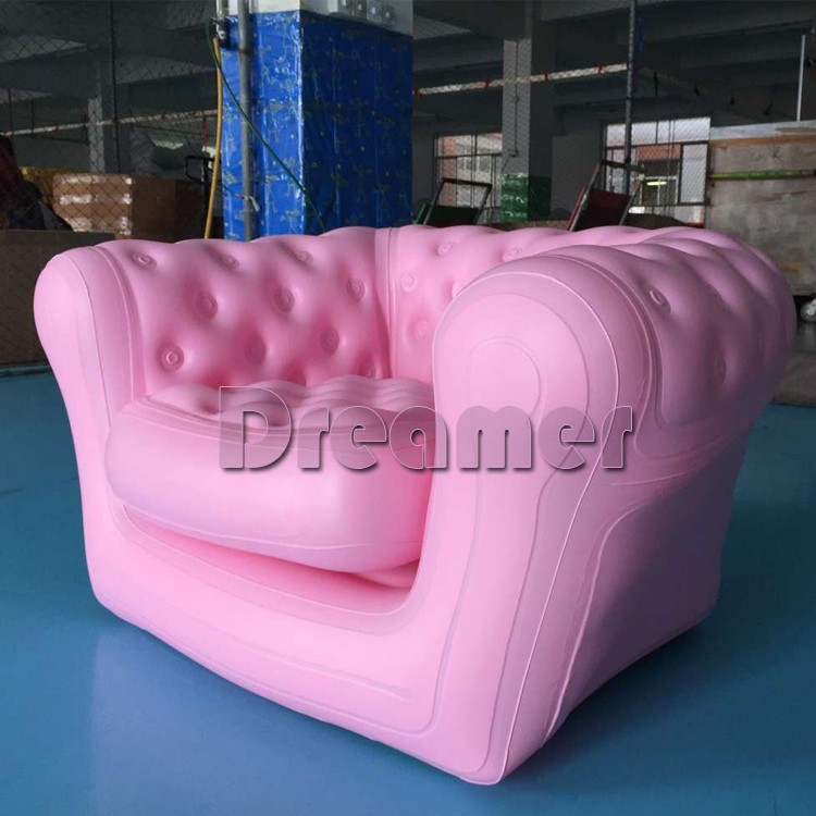 Inflatable Chesterfield Sofa Hire: Popular Inflatable Chesterfield Air Sofa Couch OEM