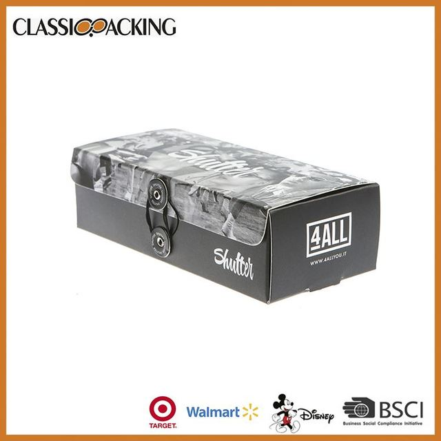 Durable protect frame eye sunglasses famous supplier gift custom printed paper box