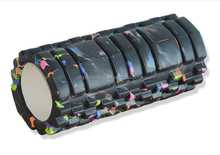 New Coming 33x14cm Exercise Grid Hollow EVA Camouflage Foam Roller
