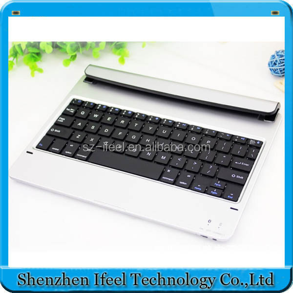 Ultra Slim Aluminium Wireless Bluetooth 3.0 Keyboard for iPad 2/3/4/Air 1th